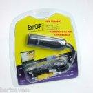 10X PIECES 4 WINDOWS 8 64BIT Easycap USB 2.0 Video TV DVD VHS Audio Capture Card