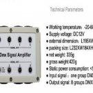 8 Channel Output DMX DMX512 LED Controller Signal Amplifier Splitter USA SHIP HD