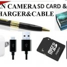 US CHEATERS ABUSE FBI Mini Spy Pen HD Video Hidden DVR Camera Camcorder Recorder