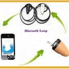 Wireless Earpiece Headset USA Bluetooth Neckloop Hidden Spy Invisible earphone