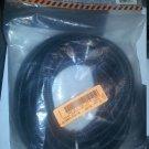 """Install Edge IEC SL14-20 Split Loom 1/4"""" x 20"""" Black"""