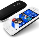 UNLOCKED  Windows 7.5 Phone 1.4GHz 5MP Camera Nokia Lumia 710 White 4G GUARANTEE