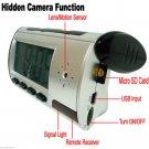 Digital SPY Clock Motion Activated Video Nanny Camera DVR Recorder HIDDEN  USA