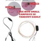 CHEAT TEST SPY DEVICE Hidden Ear Piece Bug Device Wireless Earphone FOR ZTE