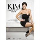 2 BRAND NEW Kim Kardashian DVDs and a USED Playboy Kim Kardashian Magazine