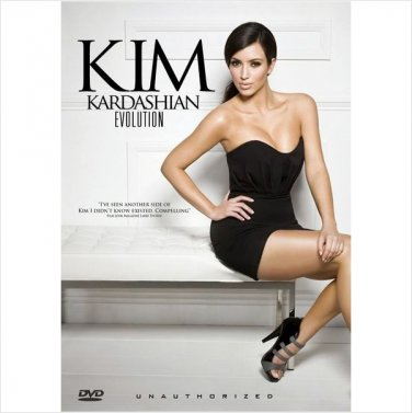 2 BRAND NEW Kim Kardashian DVDs and a USED Playboy Kim Kardashian Magazine