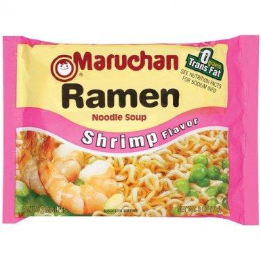 10 Maruchan Ramen Noodles - Chicken, Beef, Shrimp, Chili, Pork, Mushroom, and MORE