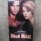 Iron Maze VHS Tape - Used