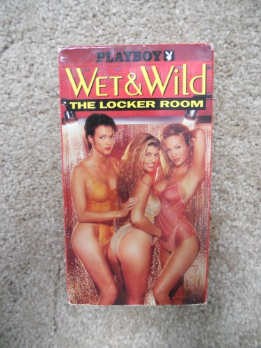 Playboy Wet & Wild: The Locker Room (VHS) - Used