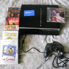 Sony PlayStation 3 60 GB Console - with controller, cables, DVDs & more