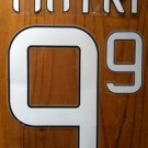 ALESSANDRO MATRI 9 AC MILAN HOME 2013 2014 NAME NUMBER SET NAMESET KIT PRINT