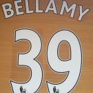 CRAIG BELLAMY 39 CARDIFF HOME 2013 2014 NAME NUMBER SET NAMESET PRINT