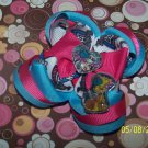 Monster High Boutique Style Hair Bow