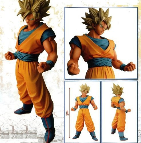F/S New Dragon Ball Z MASTER STARS PIECE THE SON GOKOU Figure