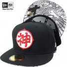 F/S NEW NEWERA cap NEW ERAxDRAGON BALL collaboration DragonBall God [Size: 58.7cm]