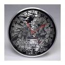 "F/S NEW Dragon Ball ""Full metal Wall clock"" [Circle]"