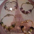 Euro Beads bracelets