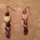 Choice of kitties bead earrings