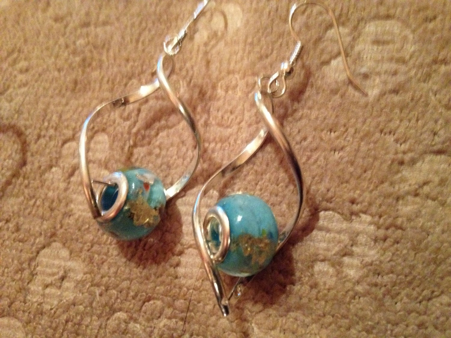 Euro Beads earrings lot 2