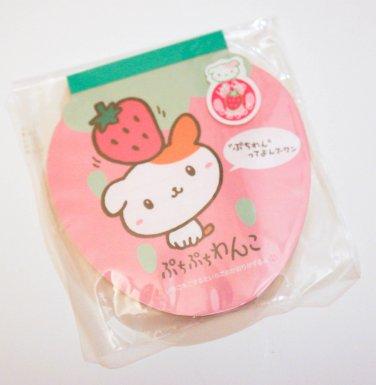 Sanrio Puchi Strawberry Memo Pad
