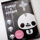 San-x Funny Horror  Zombie Bunny Regular Memo Pad