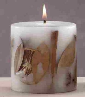 Scented Candle - Cinnamon Spice