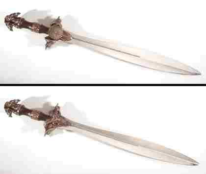 Ram Skull Sword