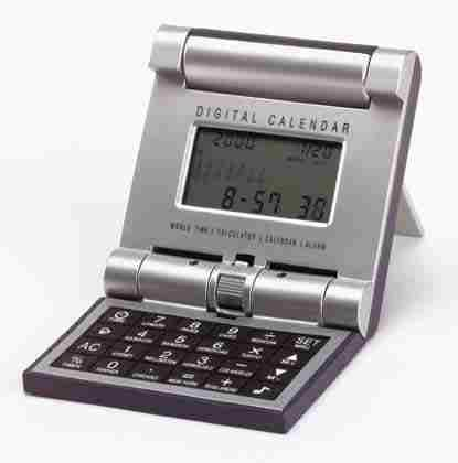 Digital Clock Calculator