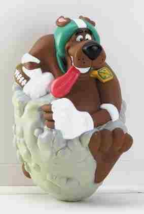Scooby Doo Novelty Football
