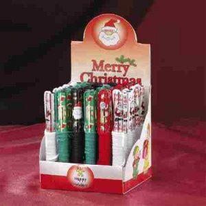 3-Dozen Assorted Christmas Pen