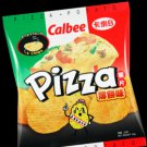 Calbee Chips Pizza favor 50g