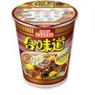 Nissin Cup Noodle Beef favor 75g
