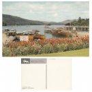 Cumbria. Postcard Cumbria Postcard Bowness Bay Lake Windermere . Mauritron #2