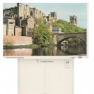 County Durham Postcard Durham Castle and Cathedral Mauritron Item No. 26