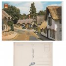 Isle of Wight Postcard The Old Village, Shanklin Mauritron Item No. 33
