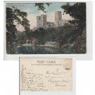 County Durham Postcard Durham Cathedral Mauritron Item No. 37
