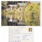 Devon Postcard Deerpark Forest Cabins Mauritron Item No. 68