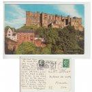 County Durham Postcard Durham Castle side view. Mauritron Item No. 73