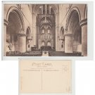 Yorkshire Postcard Nave East, St. Cross, Winchester Mauritron Item No. 83