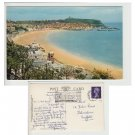 Yorkshire Postcard The Spa and South Bay, Scarborough Mauritron Item No. 97