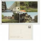 Suffolk Postcard Ipswich Multiview. Mauritron # 107
