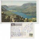 Cumbria Postcard Buttermere and Crummock from High Stile. Mauritron #118