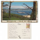 Isle of Man Postcard Douglas General View. Mauritron #124