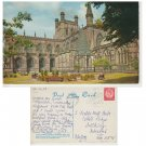 Cheshire Postcard Chester Cathedral. Mauritron #127