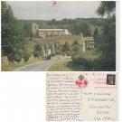 Yorkshire Postcard Yorkshire Moors Lastingham. Mauritron #180