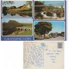 Yorkshire Postcard Grassington Multiview. Mauritron #181