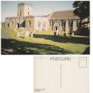 Northumberland Postcard St. Aidan's Church Bamburgh. Mauritron #186