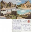 Oxfordshire Postcard The Sibfords Multiview. Mauritron #188