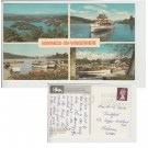 Cumbria Postcard Bowness-On-Windermere Multiview. Mauritron #197