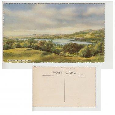 Cumbria Postcard Coniston Water. Mauritron #208